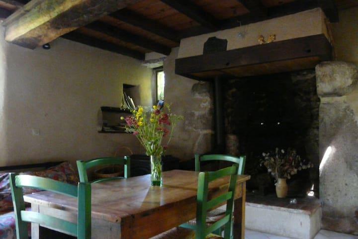 petite maison  à la ferme - Sainte-Gemmes-le-Robert - Dom