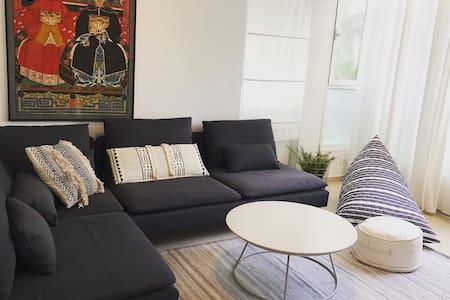 The best apartment in the best erea in Tel Aviv