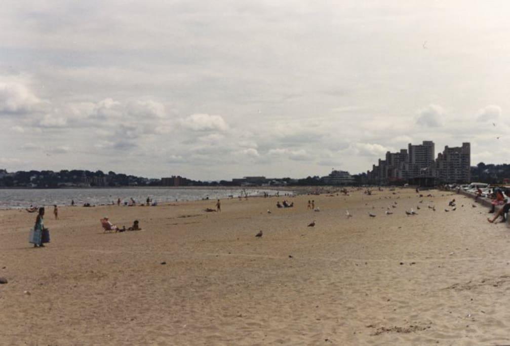 Revere Beach Summer Fun. Walking distance this America's first Public Revere Beach !!