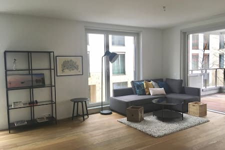 Shiny, Brand New Apartment in Zug Center