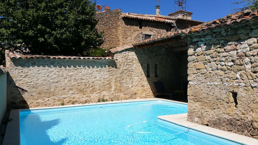Charming House next to Lourmarin - Puyvert - Ev
