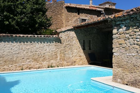 Charming House next to Lourmarin - Puyvert
