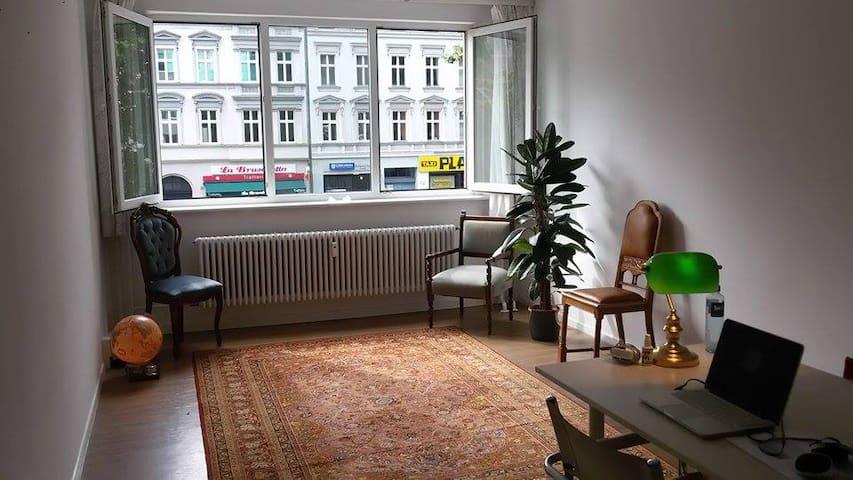 Cozy Apartment Exhaling Brightness - Berlijn - Appartement