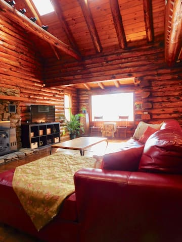 Pisgah Forest Cabin - Pisgah Forest - กระท่อม