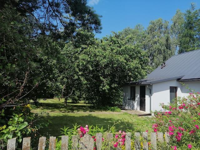Dom Podlasie Drohiczyn okolice na uboczu