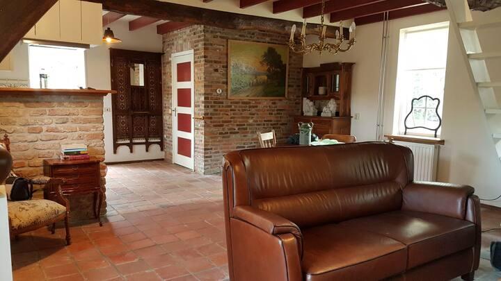 Vakantiehuisje vrijstaand in buitengebied Oirschot