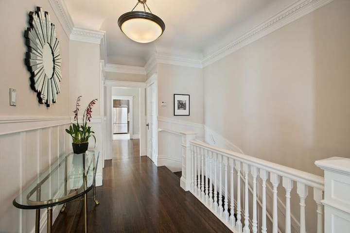 Charming Victorian w/ Sweeping SF Views & Parking