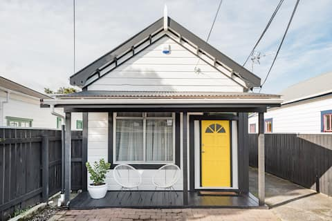 Heritage-Listed Cottage in the Heart of Petone