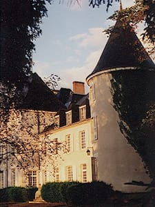 Big Château rooms with view & walks in nature
