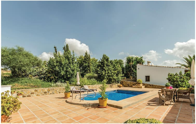 Holiday cottage with 1 bedroom on 60 m² in Pizarra