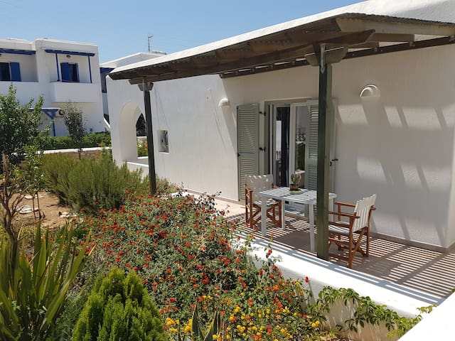 Amazing Country Villa With Aromatic Garden - Paros - House