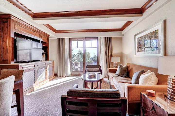 Luxury Ski-In/out King Suite In Ritz Carlton BG