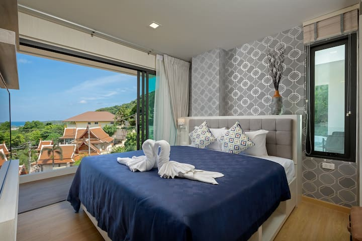Splendid Sea View Resort - Two Bed Suite Sea View
