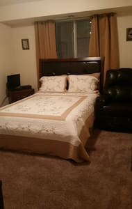Best Cozy Rest Near DC & Airports - District Heights - Apartamento