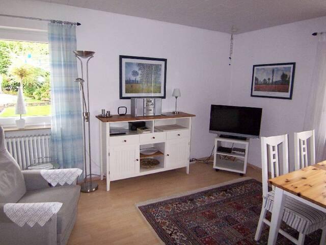 Ferienwohnung Millot, (Gernsbach), Ferienwohnung, 1 Schlafzimmer, 55qm, max. 2 Personen