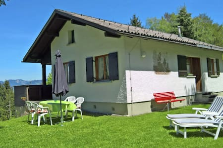 Quaint Holiday Home in Vorarlberg with Garden