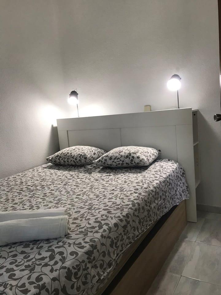 Habitación Exterior / Arganzuela