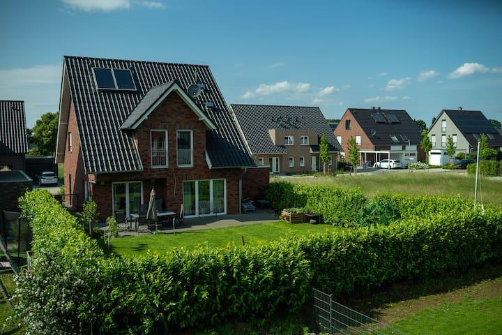 Modernes,luxuriöses Einfamilienhaus in Greven