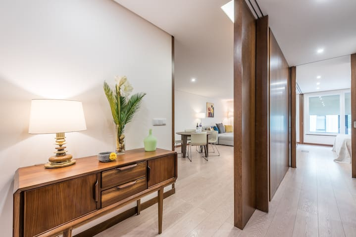 The Porto Concierge - Sliding Doors Apartment