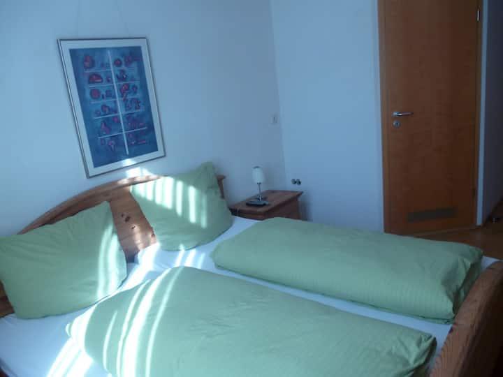 Adler Brasserie, (Munderkingen), Zimmer 22 mit Dusche und WC