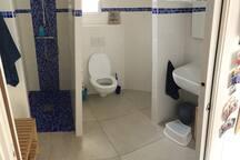Salle de bain et WC RDC