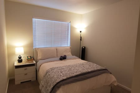 Cozy charming private bedroom in cambria terrace:)