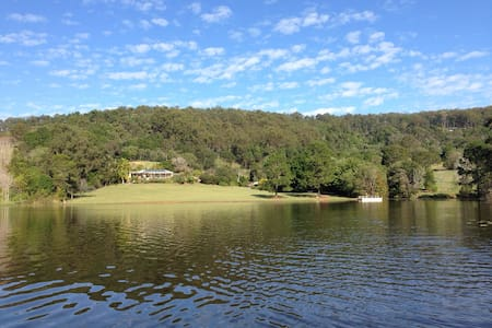 Idyllic paradise 35min from Brisbane city. - Clear Mountain