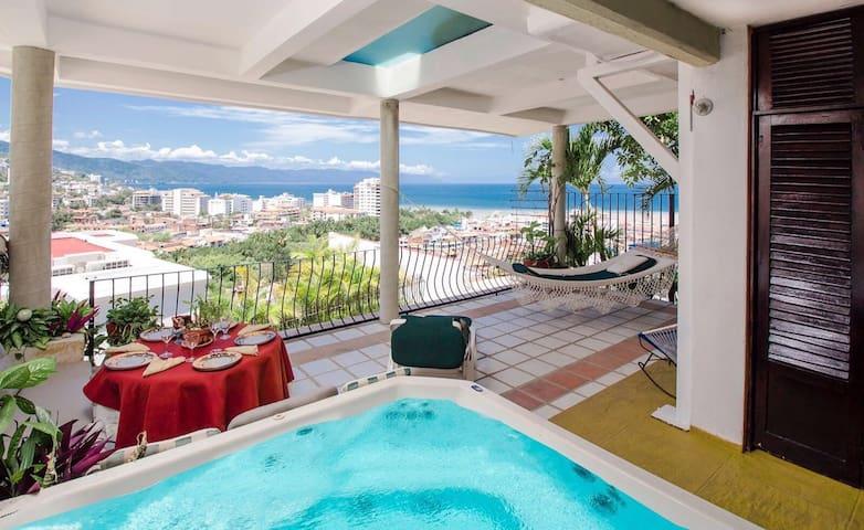 Casa estrella de mar breathtaking views apartamentos en alquiler en puerto vallarta jalisco - Apartamentos estrella de mar ...