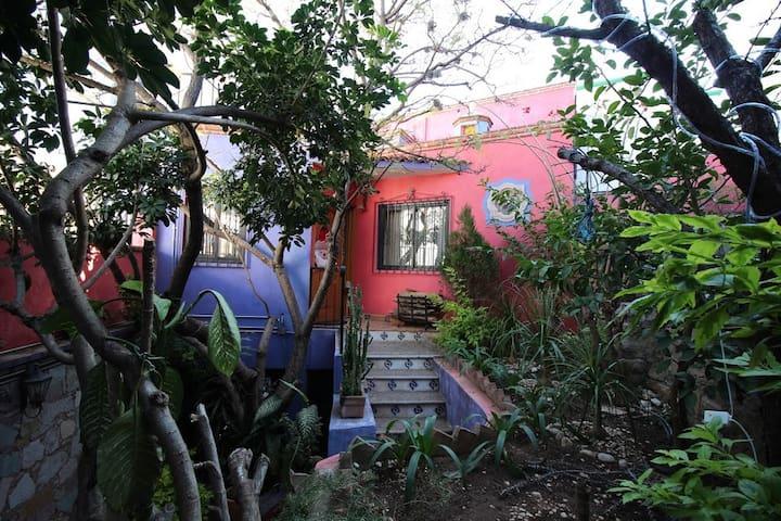 Casa Valentina, un refugio acogedor - Guanajuato