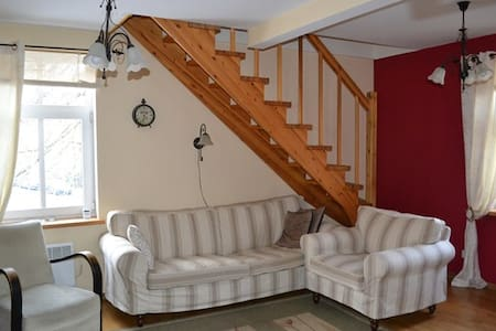 Cosy apartment near to Old Town - Tallinn - Wohnung
