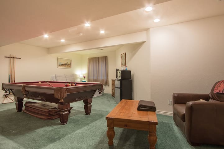 Spacious Private Finished Basement - Fort Collins - Şehir evi