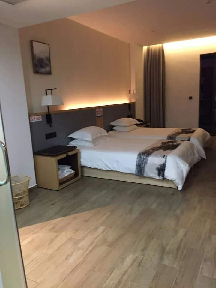 悦林庄园酒店公寓