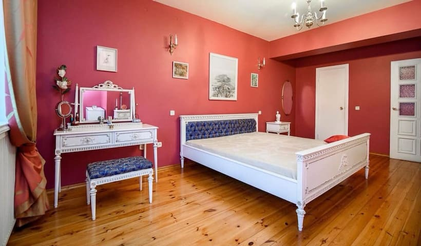 Nice and cosy room in Saulėtekis, Vilnius