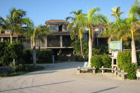 "Tranquility ""Tropical Island Getaway"" - Captiva - Townhouse"