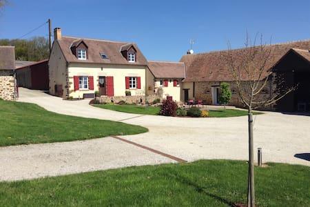 Studio à la ferme à 25min du Mans - Saint-Jean-d'Assé - Rumah Tamu