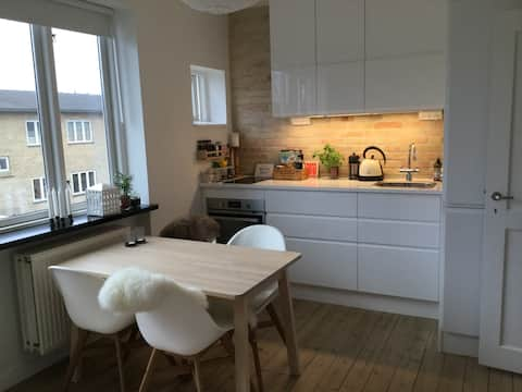 Studio apartment near by The Beach Park Amager