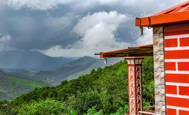 Giri-Mane Peak Homestay