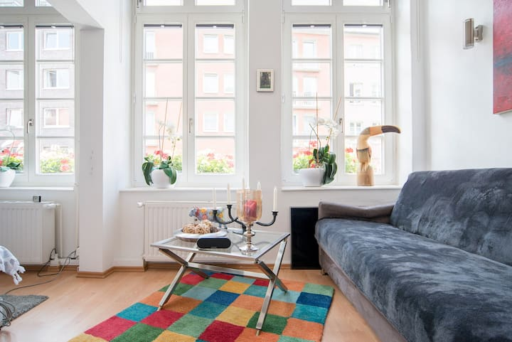 Gemütliches Appartement Altstadt