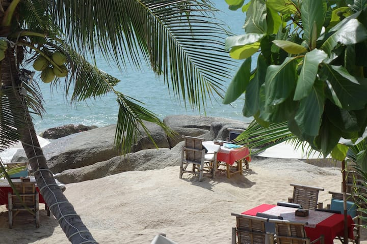 COPACABANA 2/3 P ACCES DIRECT PLAGE  10M + CUISINE