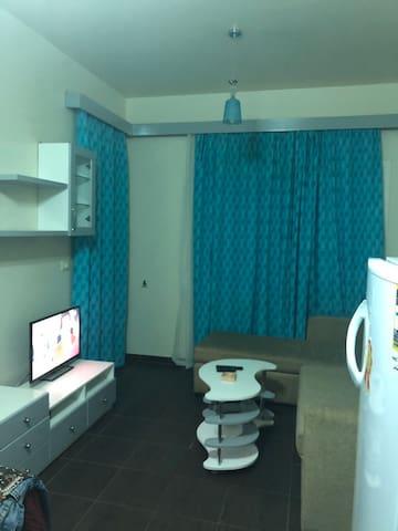 Отличные апартаменты в отеле Porto Sharm resort