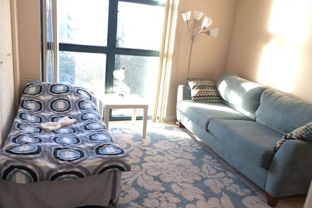 Great Private Room w/ Private Bath in Family Home - Miami - Appartement en résidence