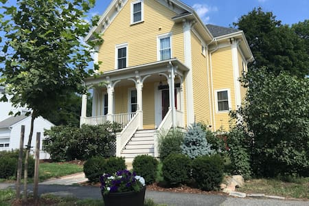 Modern 1880 Victorian for Families - Belmont - Adosado