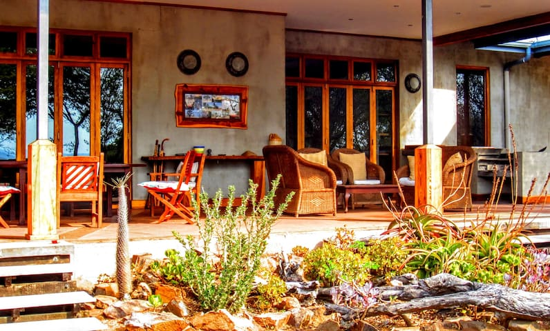 Chumbi Bush House - Hluhluwe