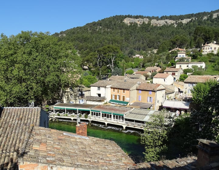 Artist's Paradise in Provence: Long Term Rental