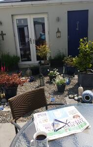 Quiet room in charming sunny townhouse - Dublin - Dom