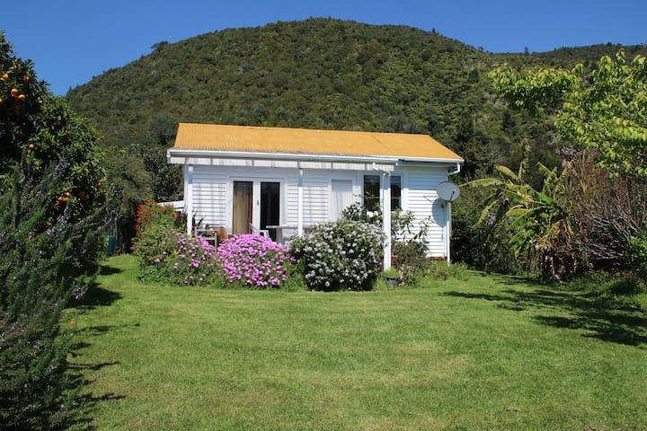Whanarua Bay Cottages - The Cottage
