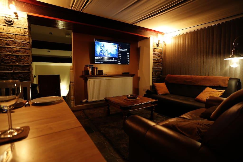 Lounge evening
