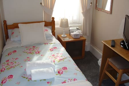 Single room in the Barbican area, private bathroom - Plymouth - Bed & Breakfast