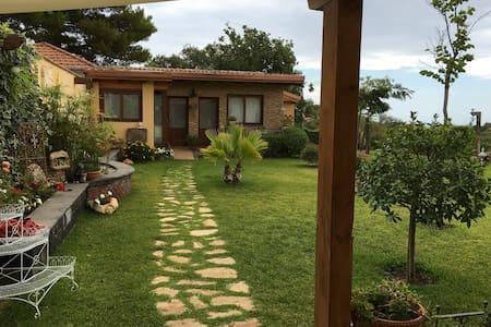 Villa Paradiso pendici Etna- White - Mascalucia