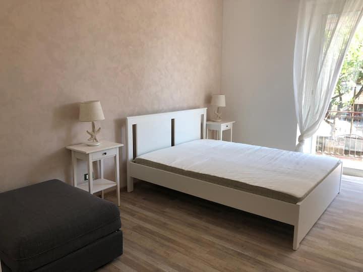 Villa Giuseppina Family Room